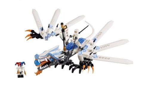 Атака Ледяного Дракона 2260 Лего Ниндзя Го (Lego Ninja Go)
