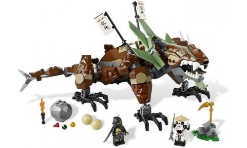 Защита Земляного Дракона 2509 Лего Ниндзя Го (Lego Ninja Go)