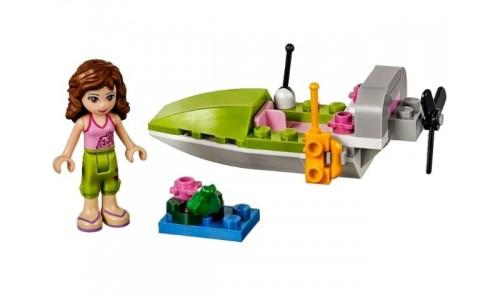 Катер Оливии 30115 Лего Подружки (Lego Friends)