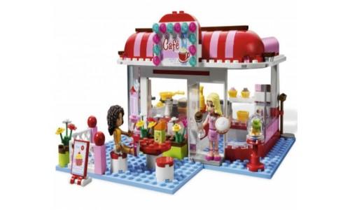Кафе в городском парке 3061 Лего Подружки (Lego Friends)