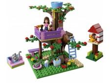 Оливия и домик на дереве - 3065