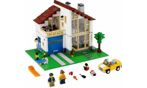Семейный домик 31012 Лего Креатор (Lego Creator)