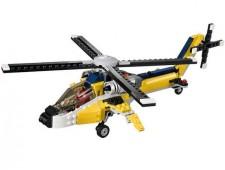 Жёлтый скоростной вертолёт - 31023