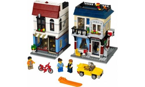 Городская улица 31026 Лего Креатор (Lego Creator)