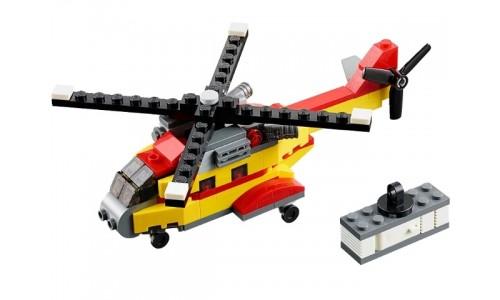Грузовой вертолёт 31029 Лего Креатор (Lego Creator)