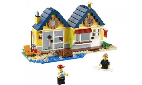 Домик на пляже 31035 Лего Креатор (Lego Creator)