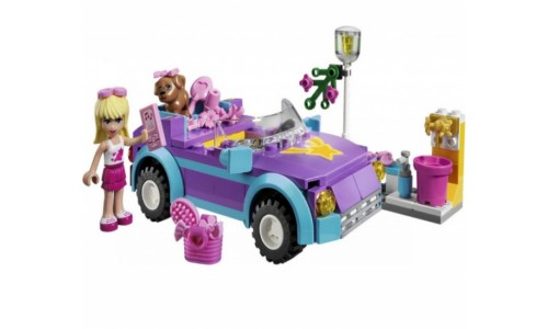 Крутой кабриолет Стефани 3183 Лего Подружки (Lego Friends)
