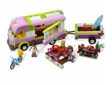 Оливия и домик на колёсах - 3184