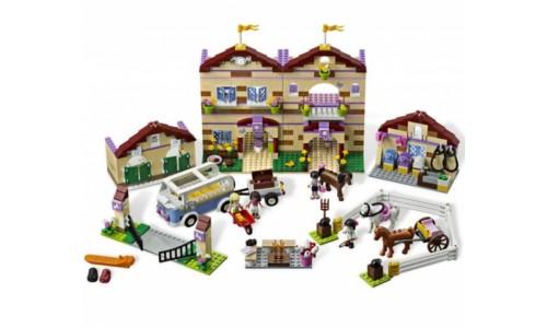 Школа верховой езды 3185 Лего Подружки (Lego Friends)