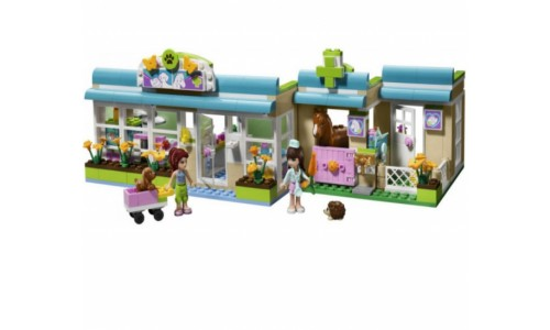 Клиника для животных 3188 Лего Подружки (Lego Friends)