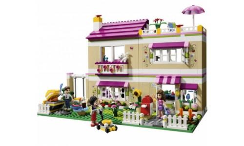 В гостях у Оливии 3315 Лего Подружки (Lego Friends)