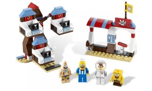 Перчатка мира 3816 Лего Губка Боб (Lego Sponge Bob)