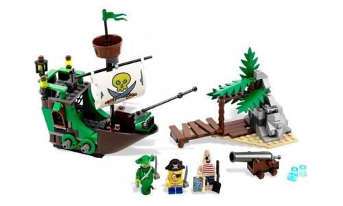 Летучий Голландец 3817 Лего Губка Боб (Lego Sponge Bob)