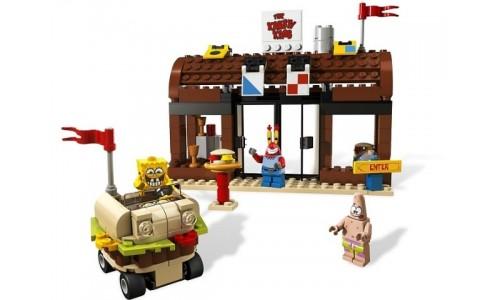 Приключения в Красти Краб 3833 Лего Губка Боб (Lego Sponge Bob)