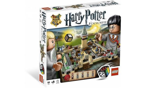 Хогвартс 3862 Лего Гарри Поттер (Lego Harry Potter)