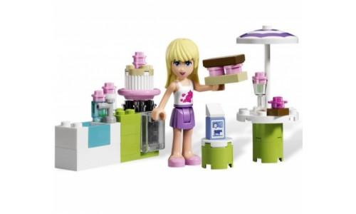 Кондитерская Стефани 3930 Лего Подружки (Lego Friends)