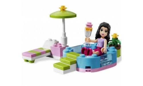 Веселый бассейн Эммы 3931 Лего Подружки (Lego Friends)