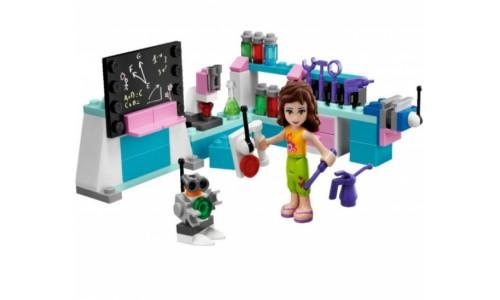 Лаборатория Оливии 3933 Лего Подружки (Lego Friends)