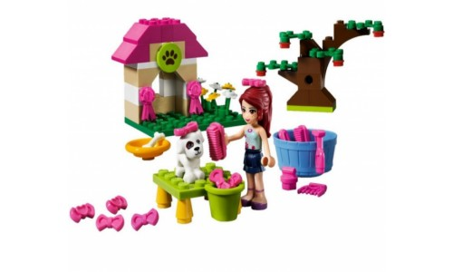 Мия и ее щенок 3934 Лего Подружки (Lego Friends)