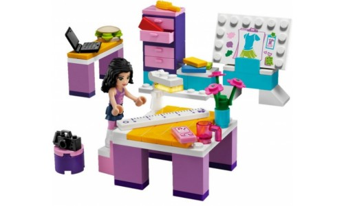 Дизайн-студия Эммы 3936 Лего Подружки (Lego Friends)