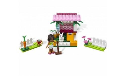 Андреа и её маленький кролик 3938 Лего Подружки (Lego Friends)