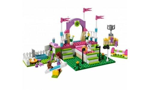 Выставка собак 3942 Лего Подружки (Lego Friends)