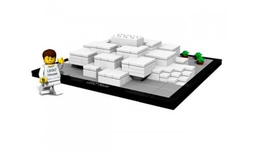 Дом Лего 4000010 Лего Архитектура (Lego Architecture)