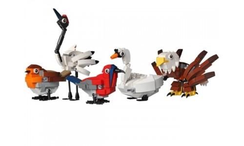 LEGO HUB - Птицы 4002014 Лего Эксклюзив (Lego Exclusive)