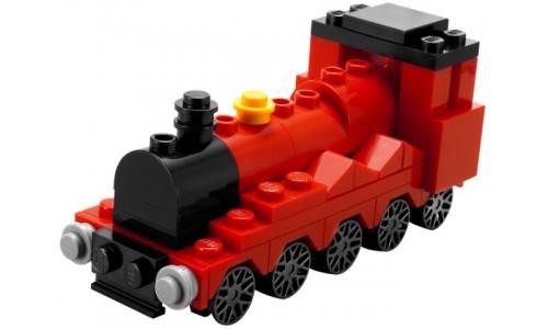 Мини Хогвартс-экспресс 40028 Лего Промо наборы (Lego PROMO sets)
