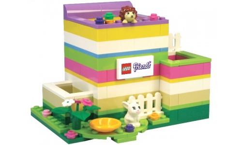 Карандашница Friends 40080 Лего Аксессуары (Lego Accessories)