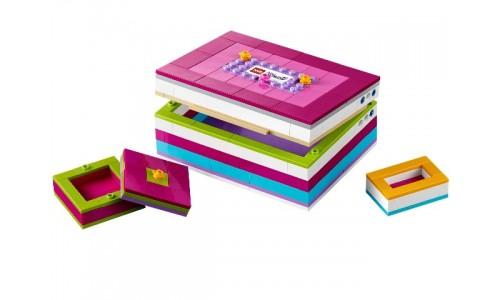 Шкатулка для драгоценностей Friends 40114 Лего Аксессуары (Lego Accessories)