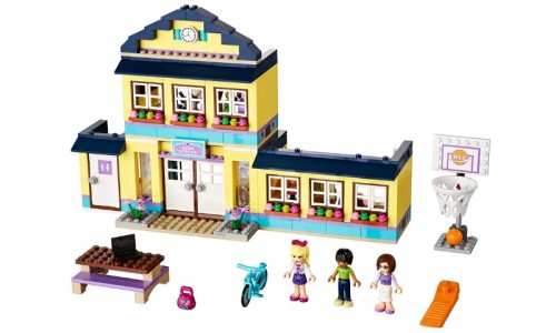 Школа Хартлейк Сити 41005 Лего Подружки (Lego Friends)
