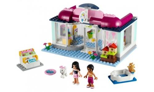 Спа-салон для питомцев 41007 Лего Подружки (Lego Friends)