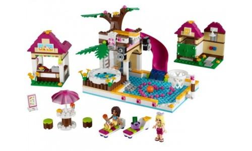Городской бассейн 41008 Лего Подружки (Lego Friends)