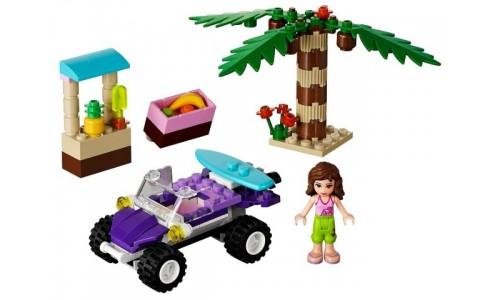 Пляжный автомобиль Оливии 41010 Лего Подружки (Lego Friends)