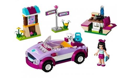Спортивный автомобиль Эммы 41013 Лего Подружки (Lego Friends)