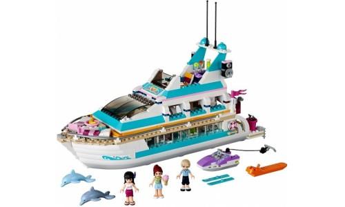 Круизный лайнер 41015 Лего Подружки (Lego Friends)