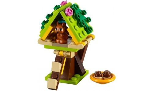 Домик белки 41017 Лего Подружки (Lego Friends)