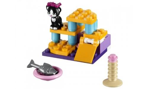 Кошка на прогулке 41018 Лего Подружки (Lego Friends)