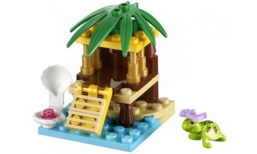 Островок черепахи 41019 Лего Подружки (Lego Friends)