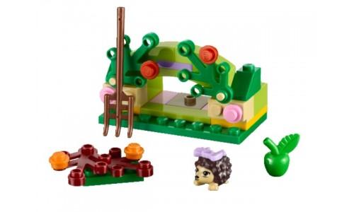 Норка ёжика 41020 Лего Подружки (Lego Friends)