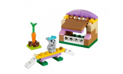 Домик кролика 41022 Лего Подружки (Lego Friends)