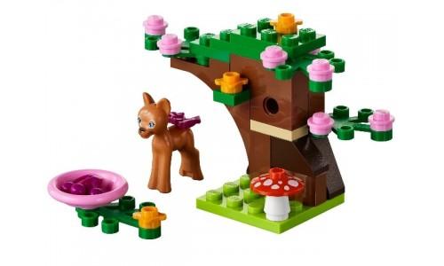Оленёнок в лесу 41023 Лего Подружки (Lego Friends)