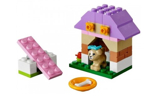 Будка щенка 41025 Лего Подружки (Lego Friends)