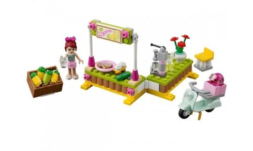 Лимонадная палатка Мии 41027 Лего Подружки (Lego Friends)