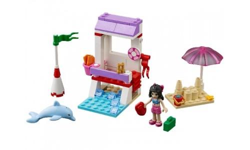 Спасательная станция Эммы 41028 Лего Подружки (Lego Friends)