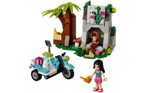 Мотоцикл скорой помощи 41032 Лего Подружки (Lego Friends)