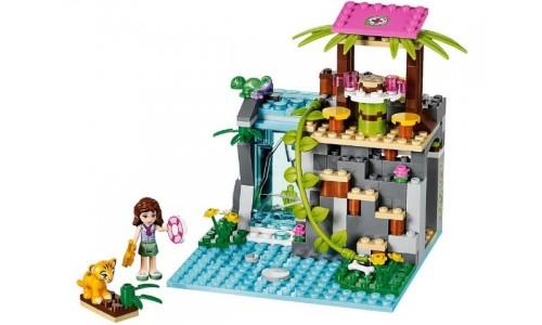 Спасение тиргёнка у водопада 41033 Лего Подружки (Lego Friends)