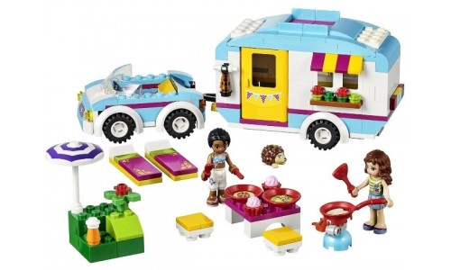 Летний фургон 41034 Лего Подружки (Lego Friends)