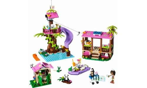 Штаб спасателей 41038 Лего Подружки (Lego Friends)